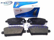 HONDA CIVIC 1.4- 1.8 -2.2 CDTI NEW ALLIED NIPPON FRONT BRAKE PADS OE QUALITY