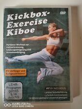Kickbox Exercise Kiboe by Ines Vogel
