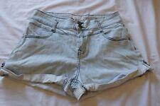 Ladies size 14   JAY JAYS  Light Blue denim shorts