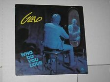 33rpm GLAD who do you love GREENTREE RO2353 nice SEE PICS