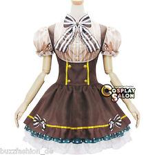 Love Live Koizumi Hanayo  Prinzessin Frauen's Lolita Maid Kleid Cosplay Kostüm