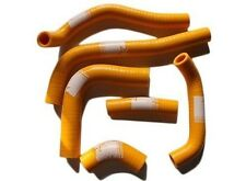 Crf450 Crf450r Radiator Hose Kit Pro Factory Hoses 02 03 04 Yellow