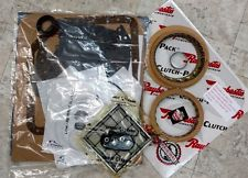 New GM TH350 Turbo 350 Transmission Rebuild Kit with Clutches Free Shipping!!!!!