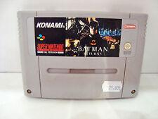 Game Super Nintendo - Batman Returns
