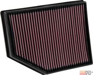 K&N Replacement Air Filter For VOLVO V40 L4-2.0L DSL 2015-2017 33-3055