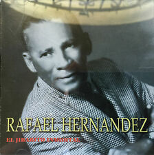 Rafeal Hernandez El Jibarito Inmortal Bolero CD WS 2010 Puerto Rico MINT