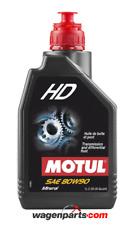 Aceite Transmisión Extrema Presión Motul HD 80W90, 1 Lt cambio manual