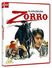Zorro Dual Format Edition  New (Blu-ray  2017)