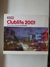 KISS CLUBLIFE 2001 MIAMI EDITION 2/Cd Album Boxset