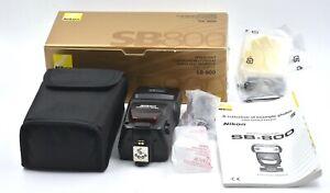 NIKON SPEEDLIGHT SB-800 AF New in Box **ON SALE**