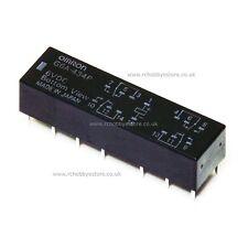 Omron G6A-434P Relay 4PCO, 4PDT PCB Relay 6v coil (4.2-9V working range)