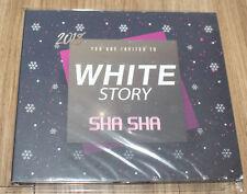 SHA SHA SHASHA White Story DIGITAL SINGLE K-POP PROMO CD