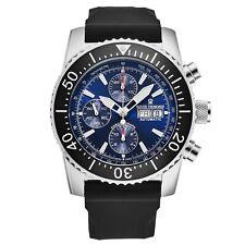 Revue Thommen Men's 17030.6523 Diver Chronograph Automatic Watch