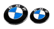 BMW Emblem Motorhaube 82mm & 74mm E36 E38 E39 E46 E90 E60 E61 E65 (51148132375)