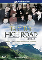 TAKE THE HIGH ROAD VOLUME 6 EPISODES 31-36 DVD Edith MacArthur UK Release New R2