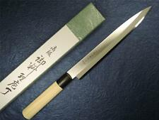 Japanese TOJIRO Molybdenum Vanadium Stainless Steel Yanagiba Knife 240mm