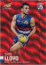 2020 Footy Stars Prestige Red Parallel (193) Sam LLOYD Bulldogs 008/170