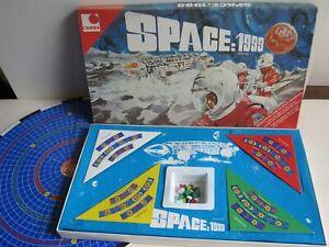 Vintage SPACE 1999 Board Game (Gerry Anderson Omnia 1974) Complete
