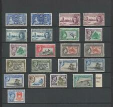 GILBERT AND ELLICE IS. GV1/QE2 COLLECTION ON 8 PAGES