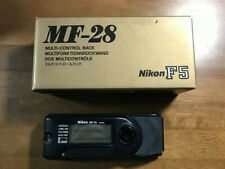 【 Near Mint in BOX 】Nikon MF-28 Multi-Control Back Data Back for Nikon F5 JAPAN