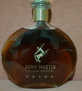 Remy Martin Extra Fine Champagne Cognac ※ 0,7 Liter ※ sehr selten extremely rare