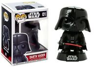 Funko Pop Star Wars: Series 1 - Darth Vader Vinyl Bobble-Head #2300