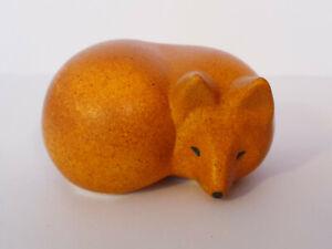 GUSTAVSBERG SWEDEN SMALL FOX designed by LISA LARSON