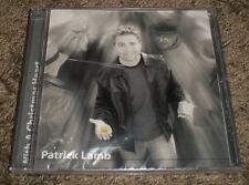 With A Christmas Heart Patrick Lamb~NEW~2002 Holiday Xmas Music CD~FAST SHIPPING