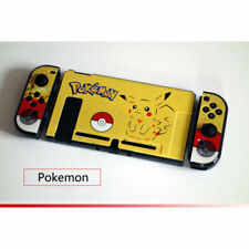 Pokemon Pikachu Pattern Protective Shell Case for Nintendo Switch & Joy-Con