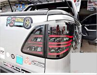 REAR LED TAIL LIGHT LAMP SMOKE BLACK LEN MAZDA BT50 PRO 12 13 14 FACELIFT MC 15