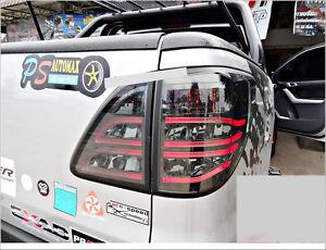 REAR LED TAIL LIGHT LAMP SMOKE BLACK LEN FOR MAZDA BT50 BT-50 PRO 2012-2019