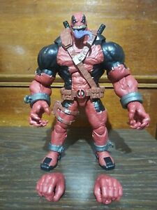 2020 Marvel Legends Venom build a figure VENOMPOOL *100% Complete* BAF