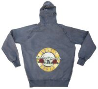 Amplified Vintage Official GUNS N'ROSES ZIP Hoodie Sweater Kapuzen Pulli M L