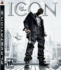 PS3 ** Def Jam: Icon (Sony PlayStation 3, 2007) ** DISK ONLY **