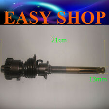 13MM Lifan Kick Start Starter Shaft Gear 110cc 125cc PIT PRO Trail Dirt Bike