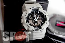 Casio G Shock Big Face Desert Beige Series Men's Watch GA-100SD-8A  GA100SD 8A