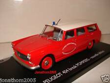 ELIGOR PEUGEOT 404 BREAK FIREFIGHTERS NEW EDITION to the 1/43°
