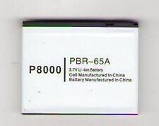 LOT OF 5 NEW BATTERY FOR PANTECH P8000 CROSSOVER ATT PBR-65A