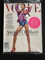 Vogue Paris Magazine March 2005 - Steven Meisel, Bruce Weber, David Bailey