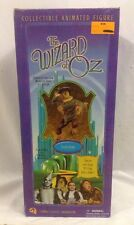 "2001 The Wizard of OZ - 18"" Singing Dancing Animated Scarecrow by Gemmy w BOX"