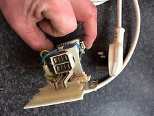 Hotpoint WMD960 washing machine suppressor / mains filter with power cable