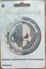Forge World Deredeo Dreadnought autocannons