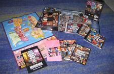 Grand Theft Auto the Triology GTA San Andreas + Vice City + GTA 3 PC BOX
