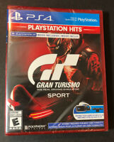 Gran Turismo Sport [ PlayStation Hits ] (PS4) NEW