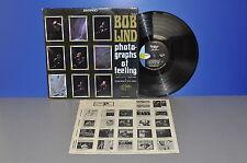 Bob Lind Photographs of feeling USA '66 Stereo 1st press OIS Vinyl LP cleaned