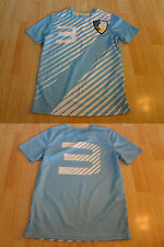Youth Argentina #3 XL (14/16) Soccer Futbol Jersey