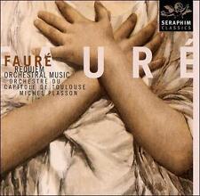 Unknown Artist : Fauré - Requiem · Orchestral Music  Hen CD