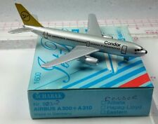 New Vintage Schabak 903/2 CONDOR Airbus A300+A310 Diecast 1:600 scale