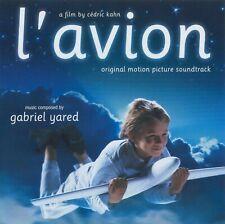 L'AVION (MUSIQUE DE FILM) - GABRIEL YARED (CD)