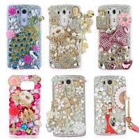 Girl's Luxury Bling Diamond Rhinestones Crystal Jewelled Hard Phone Case Cover